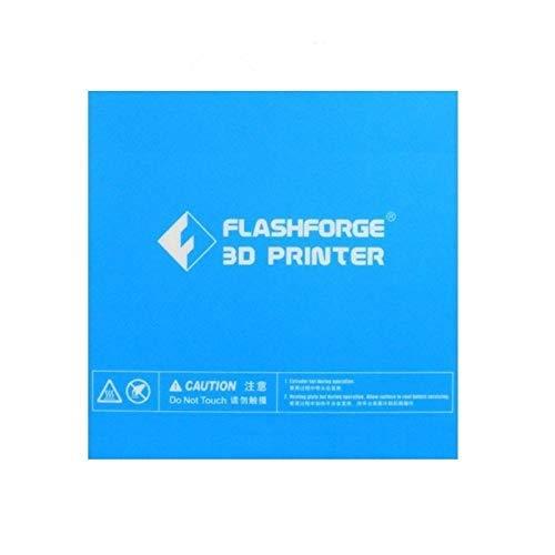 AiCheaX – 5 unidades 157157 mm azul caliente cinta cama impresión ...