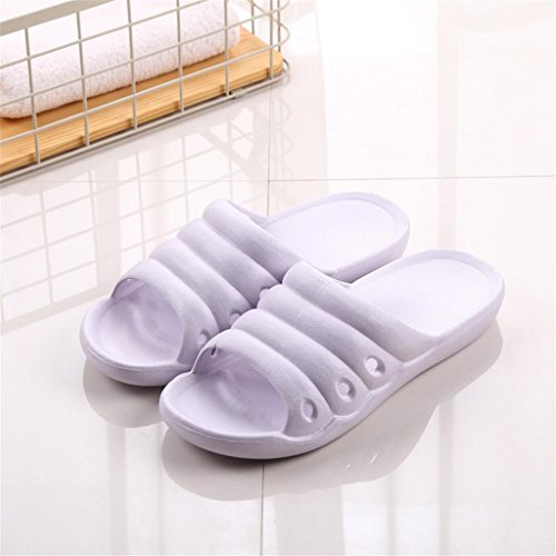 Slippers Bathroom EVA non-slip soft at the end of male home bathroom couple home 2 pairs E nT30kS