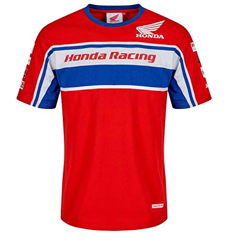 Honda Racing British Super Bikes BSB Custom T-Shirt Officiel 2019