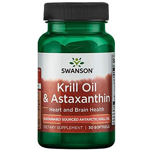 krill oil astaxanthin 30 sgels