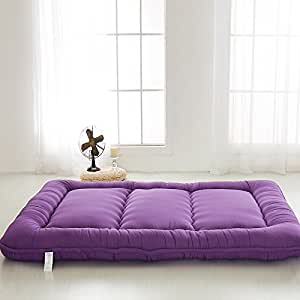 Amazon Purple Futon Tatami Mat Japanese Futon