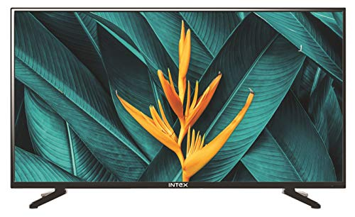 Intex 80 cm (32 Inches) HD Ready LED TV LED-3220 (Black)