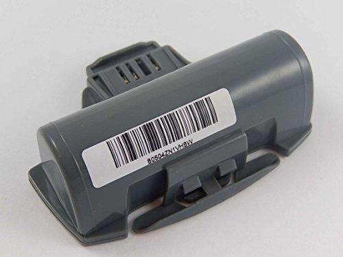vhbw Li-Ion Akku 2000mAh (3.7V) für Elektro Werkzeug Kärcher WV 5, WV5, WV5 Plus wie 2.633-123.0.