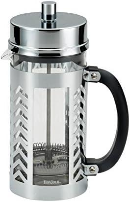 BonJour 52888 Coffee French Press, 33.8 oz, Glass