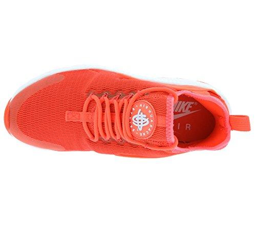 Ugg Kvinners Luft Huarache Drives Ultra Løpesko Lys Rød / Hvit
