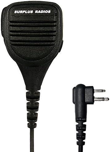 Shoulder Speaker Mic Microphone FOR Motorola Radio XU2600 XU4100 XV1100 XV1400