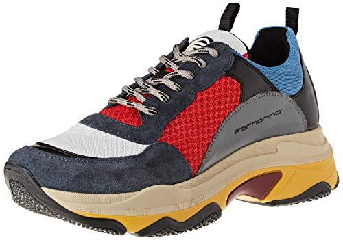 Super4 Donna Fornarina Rosso Sneaker super4 Red qEddRAw