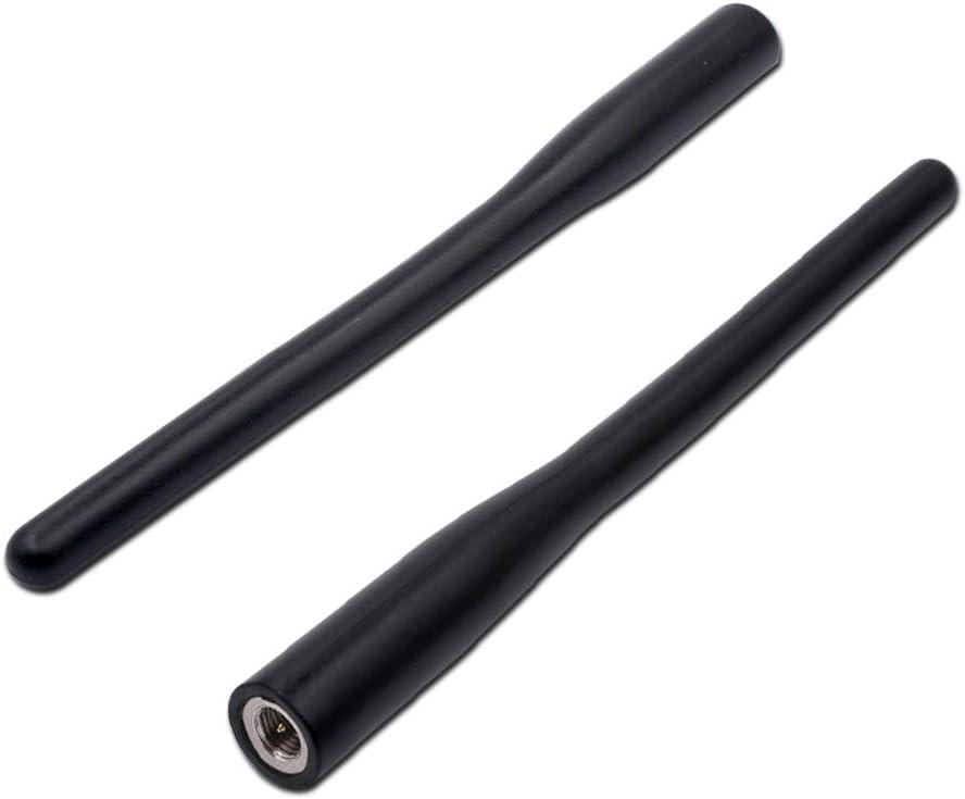 3pc Standard STD-CAT460 Helical Antenna Compatible for Standard Horizon HX270S HX280S HX290 HX300 HX370S HX400 HX460 HX500S HX751 HX850S HX851