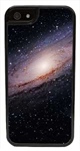 CellPowerCasesTM Space Nebula iPhone 5 Case - Fits iPhone 5 & iPhone 5S (Black Case V2)