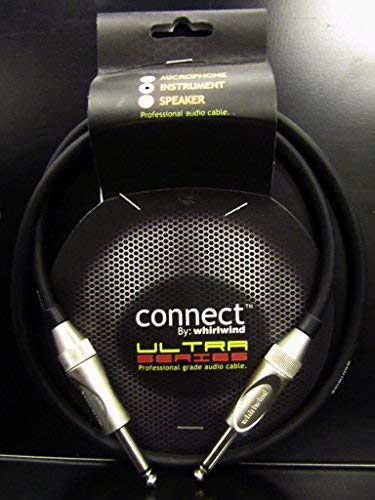 (Whirlwind ULTRA ZC03 3 ft Instrument Cable Cord Handmade USA)
