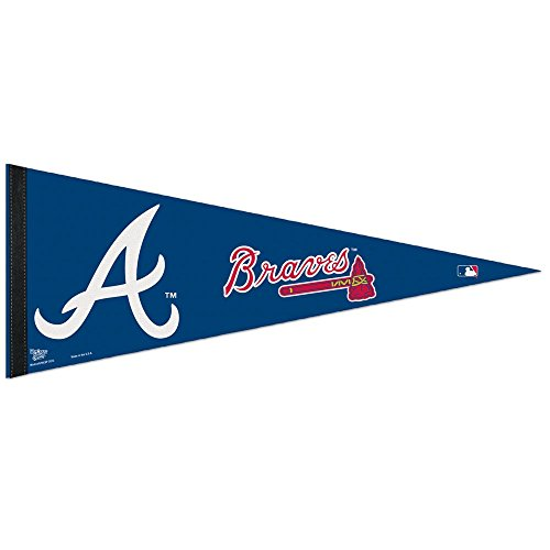 Atlanta Braves Official MLB 29 inch Pennant by Wincraft