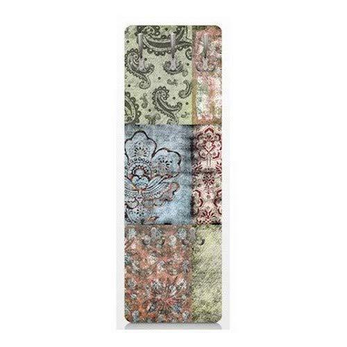 Apalis 67547 Old Patterns - Perchero de Pared, 139 x 46 cm ...