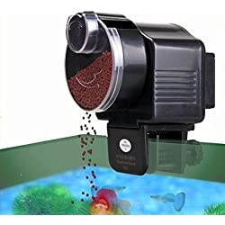 Automatic Feeder Food Fish Aquarium Pet Wet
