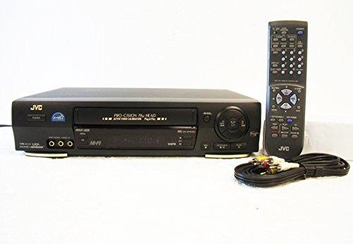JVC Stereo Video Cassette Recorder HR-VP673U