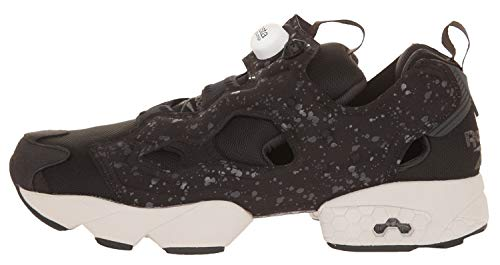 Sp Sneakers Black Reebok Nero Fury Man Instapump 0qaAST