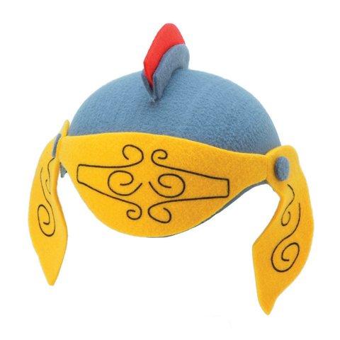 Felt Gladiator Child Hat (Bulk Buy: Darice Crafts for Kids Dress Up Felt Hat Gladiator (6-Pack) 106-2856D)
