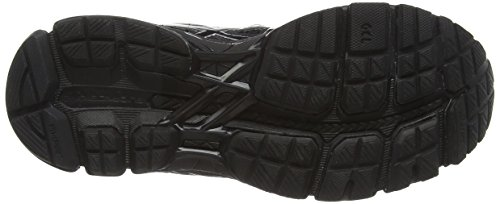 ASICS Gel-Kayano 21 - Zapatillas de running para mujer Negro (Onyx/Black/Silver 9990)