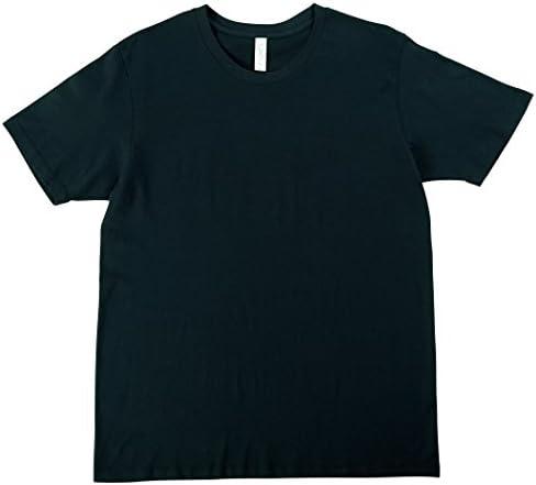 Tシャツ 無地 ネイビー [ キッズ ] 5.3オンス ヘビーウェイト 選べる 1枚 3枚 5枚 10枚組