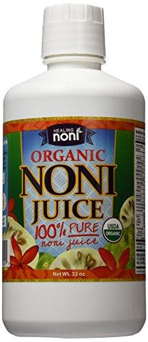 [노니] Certified Organic Hawaiian Noni Juice - 2 X 32 Ounce [노니원액]