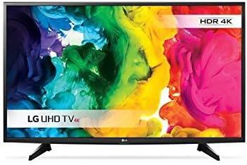 LG 49UH610V 49 inch 4K Ultra HD Smart TV WebOS (2016 Model): Amazon.es: Electrónica