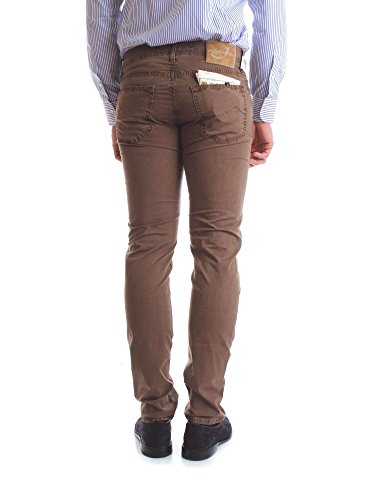 Marrone Jeans Uomo Jacob Jcu02pw62206510brown Cotone Cohen PqwUfpf8x6