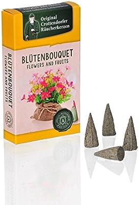 Crottendorfer incienso – Ramo de flores, pack de 24: Amazon.es: Hogar