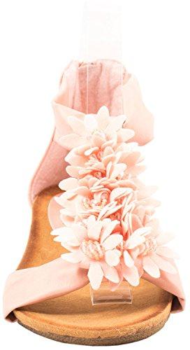 Bonbon Elara Femme Rose Bonbon Rose Spartiates Femme Spartiates Elara Elara 17qBHFc