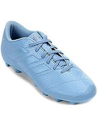 2575db029c Chuteira Campo Adidas Nemeziz Messi 18 4 FG - Vermelho - 39