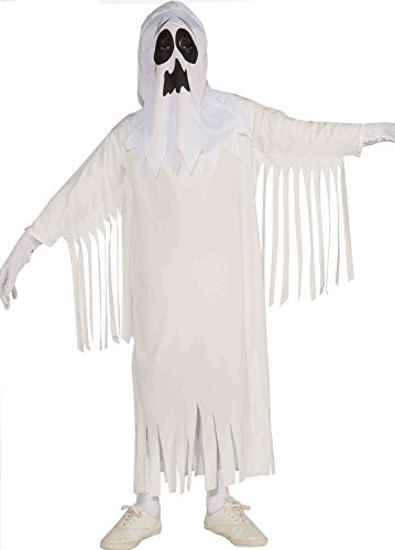 Forum Novelties Ghost Costume, Child Large (Ghost Girl Costume Halloween)
