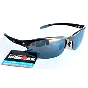 "Ironman ""Tolerance"" Sunglasses (1052) 100% UVA & UVB Protection-Shatter Resistant"