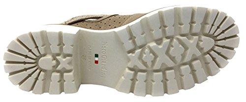 Nero Giardini P717120D taupe, Botines, Mujer