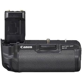 Amazon Com Canon Bg E3 Battery Grip For Eos Rebel Xti