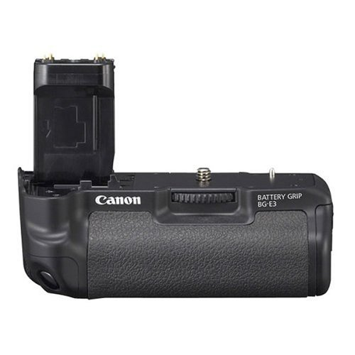350d Grip Eos - Canon BG-E3 Battery Grip for EOS Rebel XTi & XT Digital Cameras
