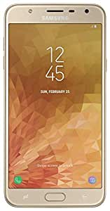 SAMSUNG SAMJ720 Samsung SM-J720F Gold J7 Duo Smartphone, Altın
