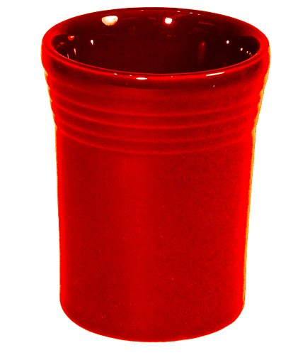 Fiesta 6-1/2-Ounce Tumbler, Scarlet (Fiestaware Juice Glasses)