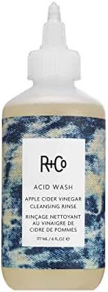 R+Co Acid Wash Apple Cider Vinegar Cleansing Rinse, 6 Fl. Oz.