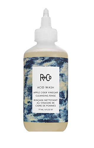R+Co Acid Wash Apple Cider Vinegar Cleansing Rinse, 6 Fl Oz