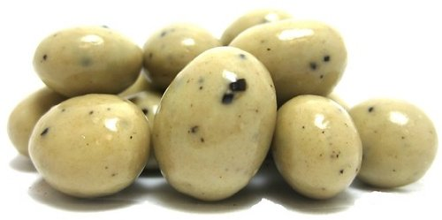 Chocolate Covered Coffee Espresso Beans (White Chocolate, 1lb.)