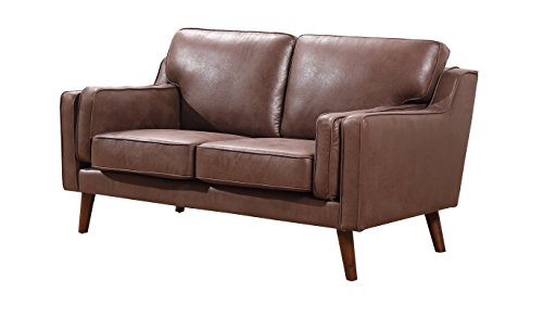 Container Furniture Direct S5346-L Whaley Loveseat, -