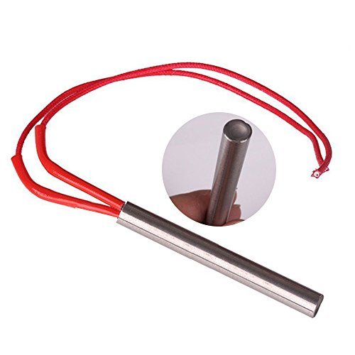Purewill High-density 10X100mm AC220V 300W Cartridge Mold Heating element heater (Heater Core Box)
