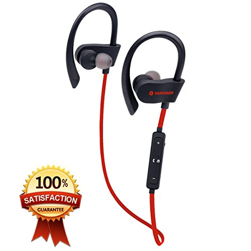 Wireless Anti-noise Technology Stereo Bluetooth Headset (Black) - 9
