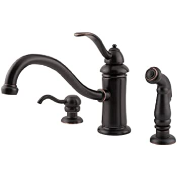 Pfister GT34-PTYY Marielle One-Handle Kitchen Faucet with