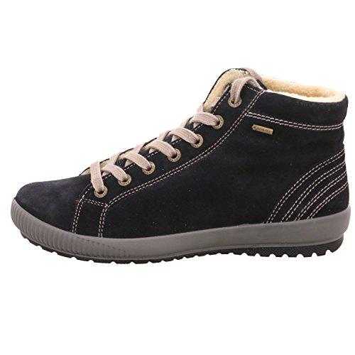 Legero Sneaker Hohe Blau Damen Tanaro r1OBwFqrg