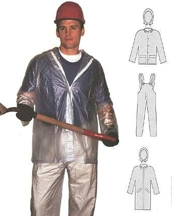 Clear Rain Suit - 5X-Large