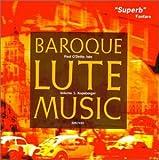 Baroque Lute Music 1