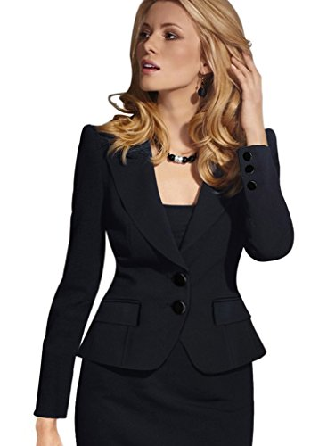 Wear Black Blazer - 8