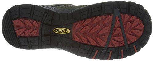 Keen - Zapatillas de casa Hombre Verde - FOREST NIGHT/BOSSA NOVA