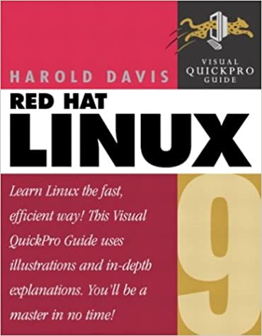 Visual QuickPro Guide Red Hat Linux 9