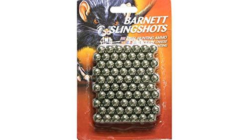 バーネット BARNETT スリングショット 19205 直径約9.5mmスチールアモ 140ヶ (パチンコ)の商品画像