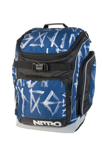 Nitro Cartable Enfant Bandit Pack bleu foncé à motifs